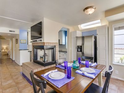 Cozy Beach Cottage by 710 Vacation Rentals | Fireplace & Private Front Patio
