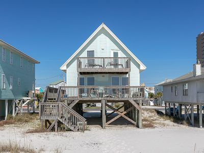 Photo for HAVE A BALL with Kaiser in Jus' Piddlin: 4 BR/3 BA House in Gulf Shores Sleeps 13