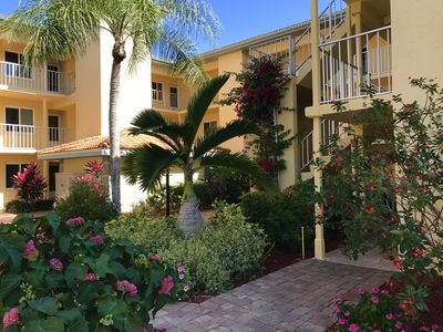 Photo for Darling main floor condo in gated golf community