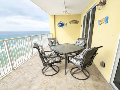 Gulf Front☀In/Outdoor Pool☀2 Step Sanitizing Process☀2BR Tropic Winds 1104