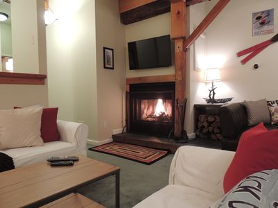 Photo for 2BR Condo Vacation Rental in Ludlow, Vermont