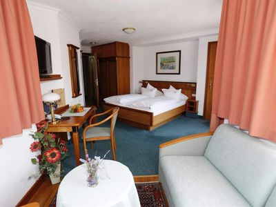 Photo for Double Room, Aberg Deluxe 2 - Edelweiss, Hotel