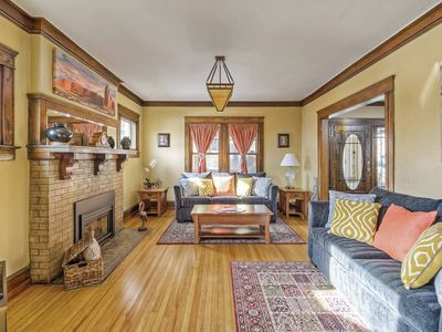 Photo for The LoHi Historic Home in the Heart of Denver | Sleeps 14+