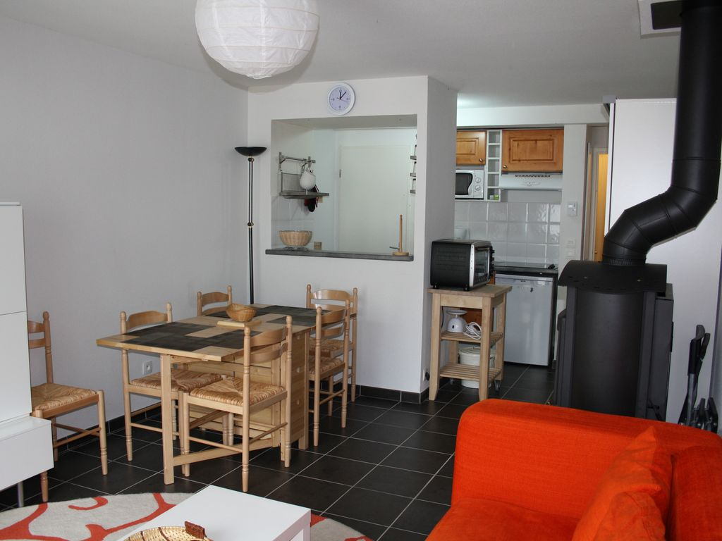 T3 Duplex 4 6 Pers Covered Parking Private Terrace With Electric
