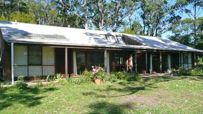 Photo for Casuarina: Gorgeous lake side retreat, on 2 acres, 7 min to Bermagui - FPW70