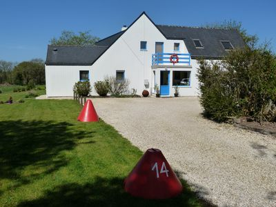 Photo for Bed and Breakfast Kerpunce, 3 minutes from the port of la Trinité sur Mer.