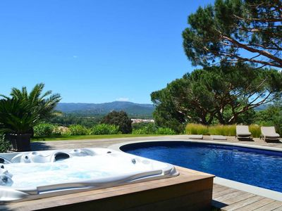 Photo for 5BR House Vacation Rental in Gassin, Provence-Alpes-Côte d'Azur