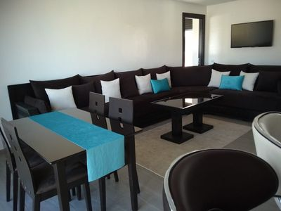 Photo for TAGHAZOUT BAY - New Luxury Apartment