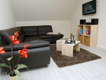 High quality apartment, Büsum, W-Lan, 100m to the beach, 300m to the center / promenade - Ferienwohnung Büsum