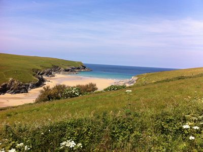 Photo for Newly renovated 16th Century cottage Nr Crantock Holywell and Polly Joke beaches