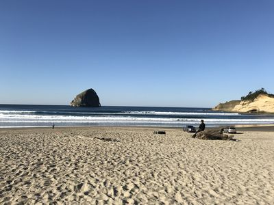 Photo for Relaxing Home on the Oregon Coast - Walk to the Beach!
