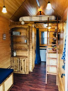 Photo for The Ballard; An Amish-Built Tiny House For Two