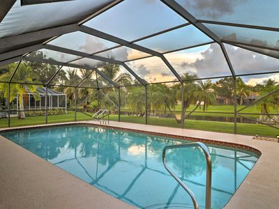 Photo for NEW! Port St. Lucie Home w/ Lanai & Private Pool