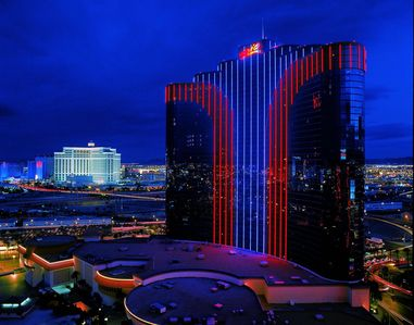 A short walk  to the Rio, home of the WSOP, or Get a free shuttle to the Strip