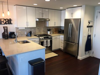 Photo for New Fully Furnished Upscale Condo With Beautiful City And Bay Views.