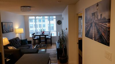 Photo for Sparkling Clean Large 1 BR  Gem In The Heart Of Downtown Toronto
