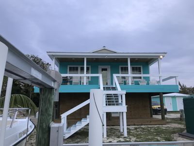 Photo for Luxury 2/2 brand new house with dock included