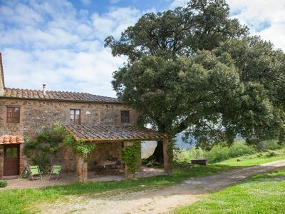 Photo for Organic Farm - Casetta al Leccio