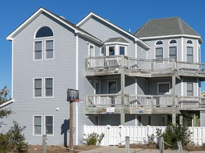 Photo for Lazy 4 Shore: 1400 feet to beach access, 5 Master Suites