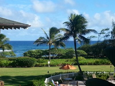 Photo for Balmy Breezes, Warm Sands, Azure Seas--Kaha Lani 211 Truly is a Place in Heaven!