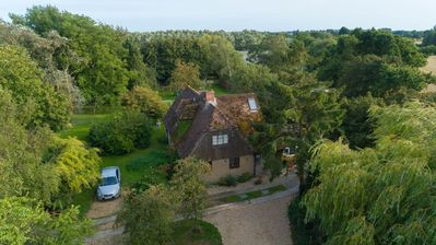 Photo for Detached Rural Cottage In Sidlesham, Chichester - with hydrotherapy hot tub