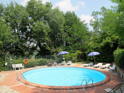 Photo for Vacation home Villa Franca (TVN300) in Tavarnelle Val di Pesa - 12 persons, 5 bedrooms