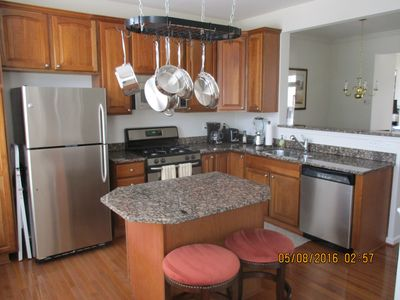 Photo for Great 4 Level Townhouse In Small Quiet Community Just 3 Miles From DC