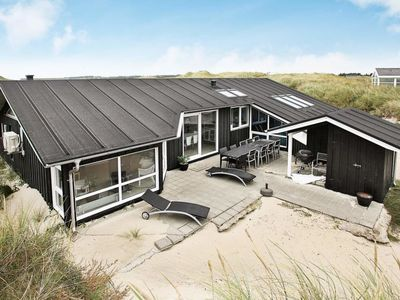 Photo for Vacation home Saltum Strand in Saltum - 12 persons, 5 bedrooms