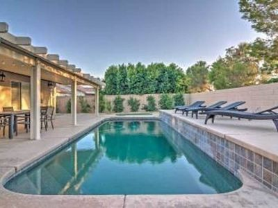Photo for House in Palm Desert with Internet, Air conditioning, Parking, Garden (986334)