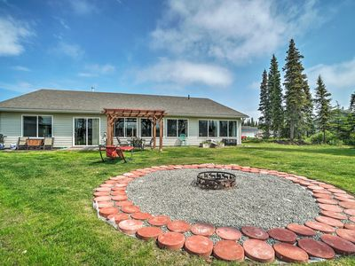 Photo for NEW! Soldotna Home w/ Yard, Walk to Kenai River!