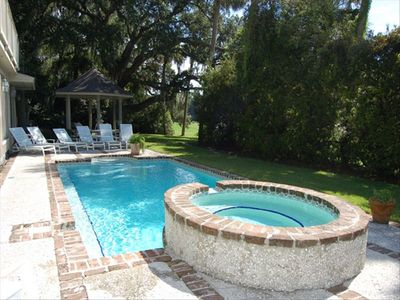 Beach Oriented  on the Ocean Golf Course-Large  Pool (may be heated)