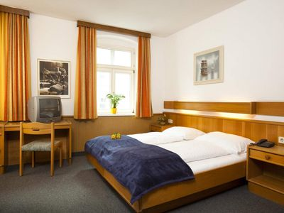 Photo for Double room with shower od. Bathroom, WC - Hotel Goldene Krone