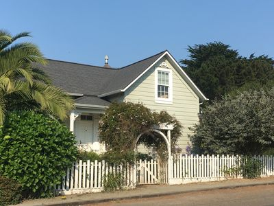 Photo for Mendocino Village Home, Walking distance to restaurants, beaches and shopping