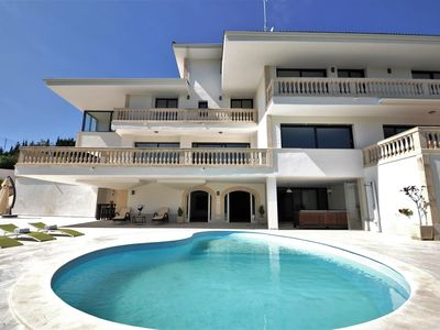 Photo for PINAR PARK D7- Luxury villa with gym for 12 people in Son Vida (Palma) - Free Wifi