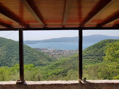 Photo for Villa Look - with great terrace & panoramic sea view on great location