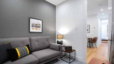 Photo for Smart Nolita 1BR w/ W/D near famous cafes by Blueground