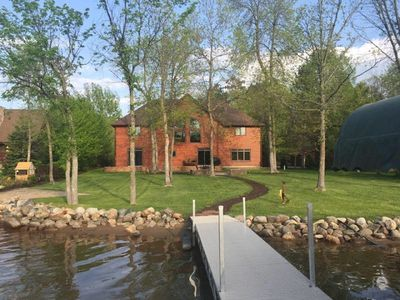 Photo for 6BR Cabin Vacation Rental in Pequot Lakes, Minnesota