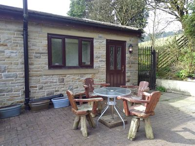 Photo for The Den - Doals Farm - Weir, Bacup, 1 Bedroom Holiday Cottage
