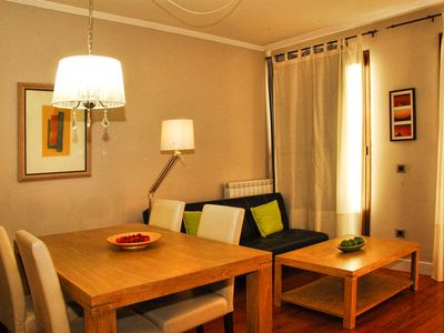 Photo for FLAT 3 BEDROOMS, 2 BATHROOMS, 2 TERRACES WITH VIEWS. AIR CONDITIONER,