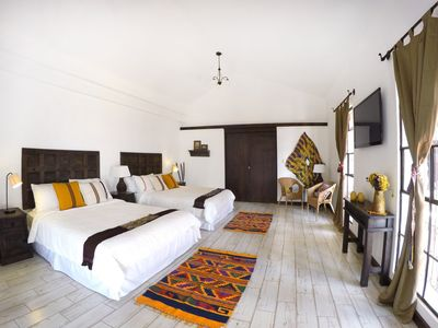 Photo for 1BR Villa Vacation Rental in Antigua Guatemala, Sacatepequez