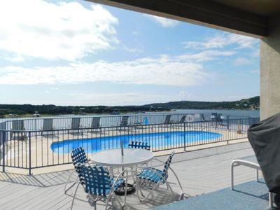 Photo for 1 BR w/ pool, hot tub & covered boat slip