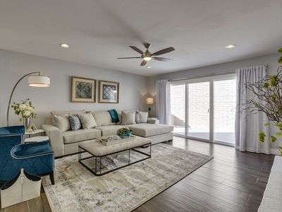 Photo for A Luxury Townhome Fit for a King! Minutes to Old Town Scottsdale, Fitness Center, Heated Pool & Spa!