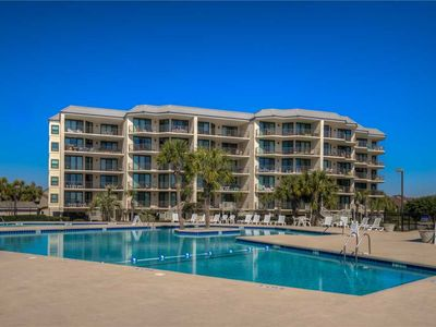 Photo for Captains Quarters C35: 3 BR / 3 BA condo in Pawleys Island, Sleeps 8