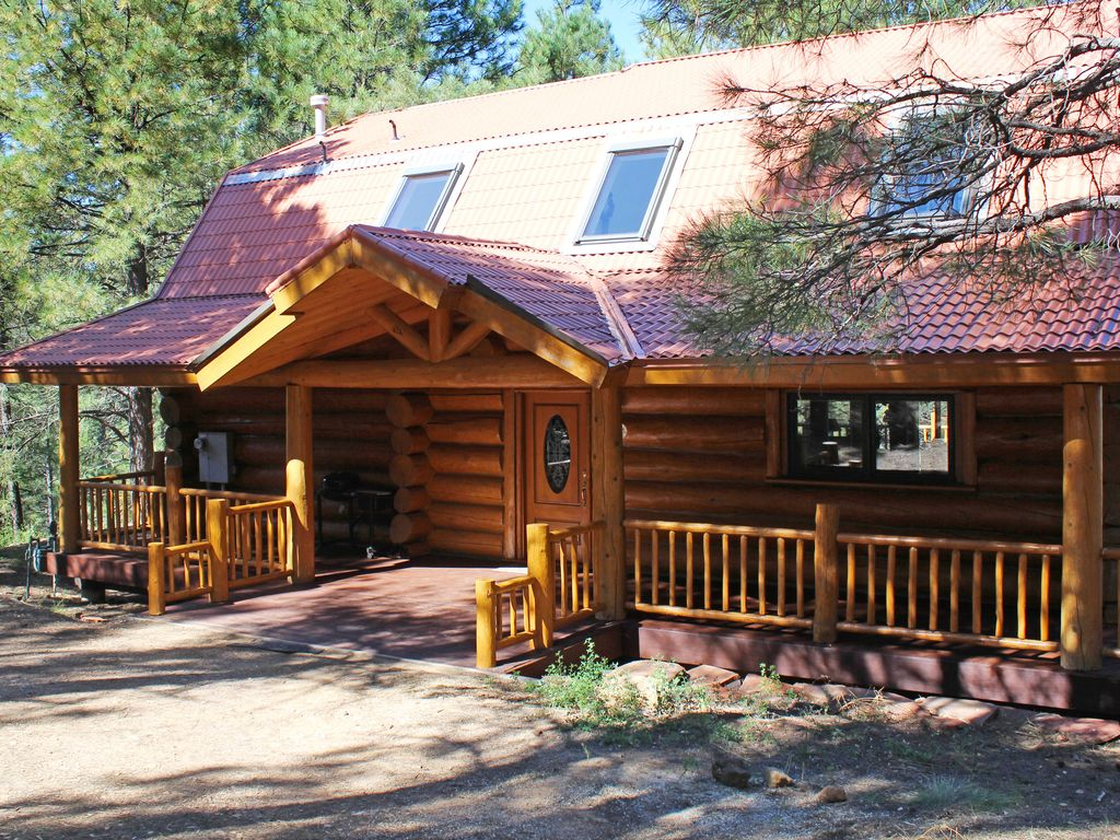 for rentals grid az in luxury cabins cabin sale way n off thundercliffe flagstaff
