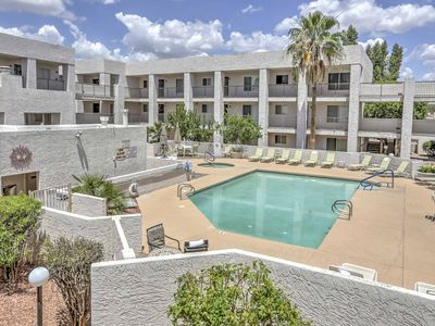 Photo for Condo w/Pool Access Blocks to Old Town Scottsdale!