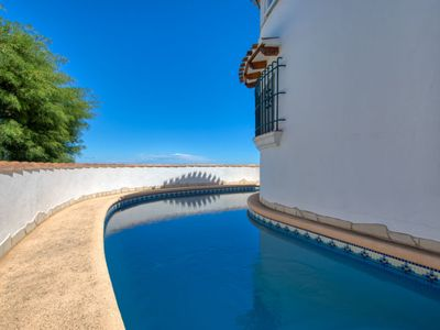 Photo for Vacation home Mango in Pego - 4 persons, 2 bedrooms