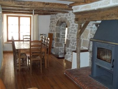 Photo for Cottage 6-12 people in the heart of the medieval city of Antonio S.