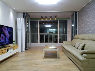 Photo for 2BR Apartment Vacation Rental in Yeosu, Jeollanam-do