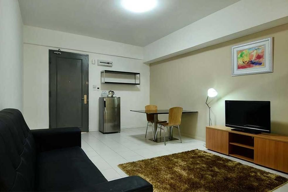 One-Stop - Deluxe 1BR Apartment in KL