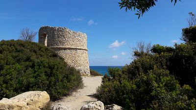 Photo for Charming rental Corsica house 18th 5minutes beach. Lake